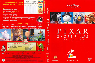 Pixar Short Films Collection 1984-200) BRRip 720p 420MB