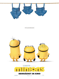 Minions Film Movie Poster