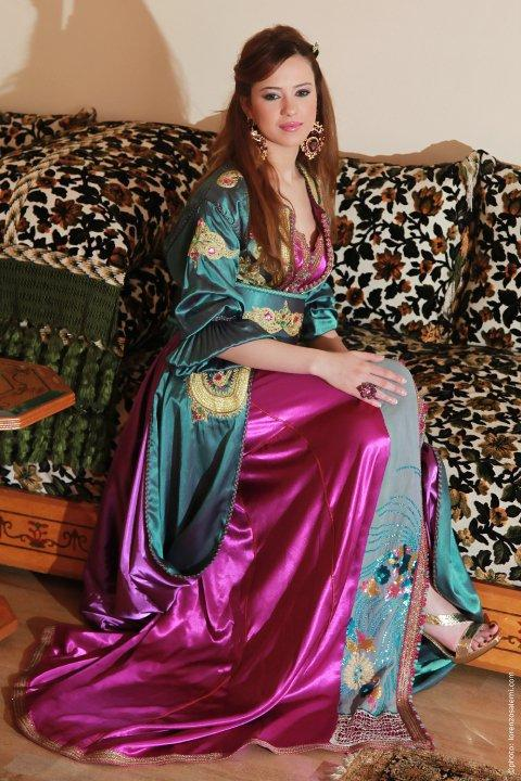 CaftanShowStyles: CAFTAN MAROCAIN ROBES À LA MODE 2013