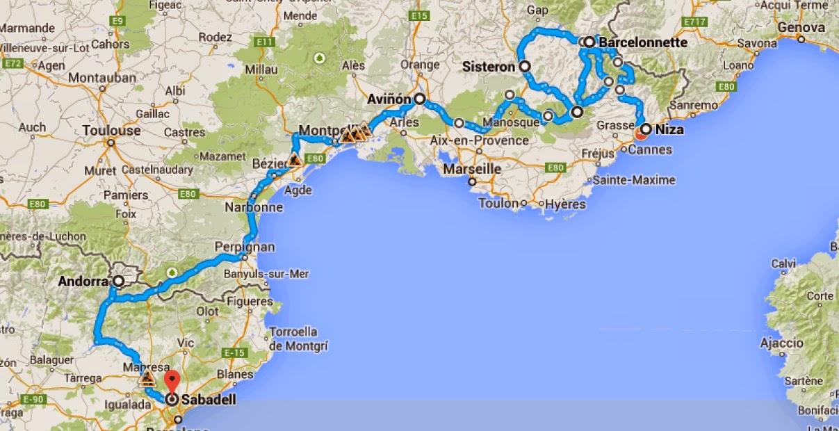 Los viajes de erzebi ruta costa azul y provenza presentaci n - Casas en la provenza ...