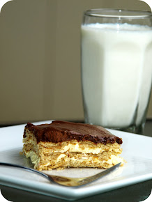 Oh So Delicious..... Eclair Cake!