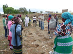 Teaching Farming God's Way is Lesotho