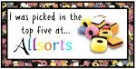 Top 5 Allsorts challenge blog