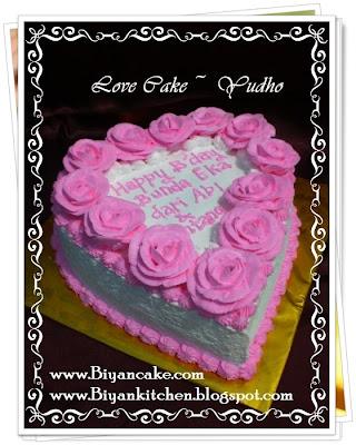 Love cake ~ Yudho