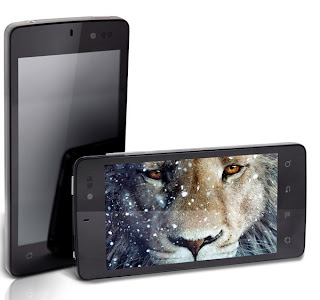 K-Touch U86 Lotus II, Smartphone Android Jelly Bean Layar 4,5 Inci Prosesor Quad-core 1.2GHz
