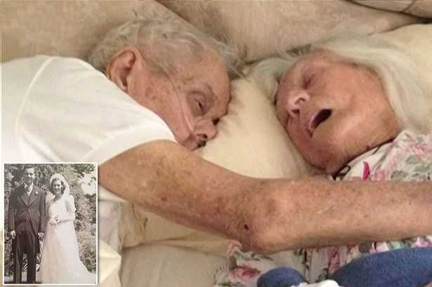 Jeanette And Alexander Die In Each Other's Arms After 75 Years Of Marriage