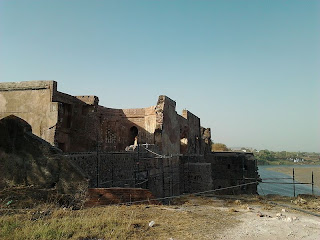 Buranphur, where Mumtaz Mahal died