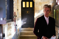 Doctor Who Heaven Sent Peter Capaldi