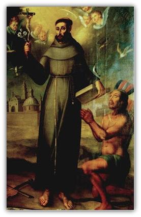 Resultado de imagem para São Franciscano Solano