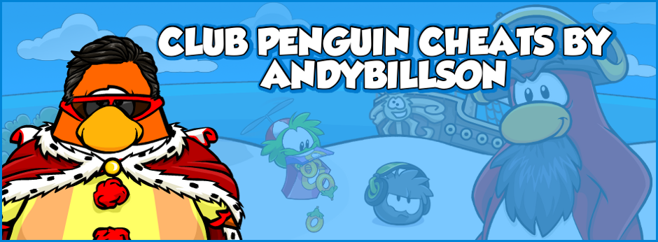 Club penguin cheats by Andybillson