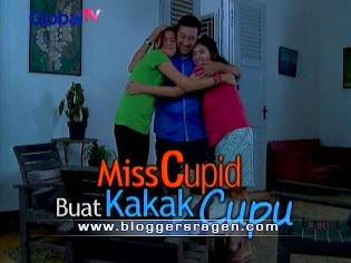 Sinopsis Miss Cupid Untuk Kakak Cupu