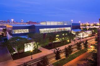 UIC has modern recreation facilities.