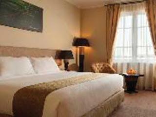 deluxe room dafam hotel