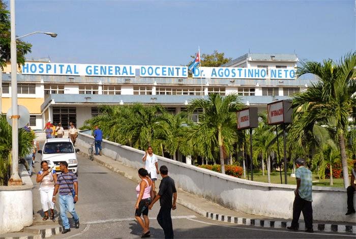 Hospital general Docente de Guantánamo