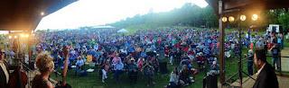 chantilly farm bluegrass festival