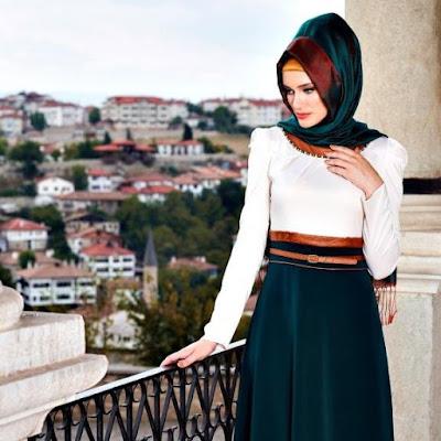 arabic-hijab-style