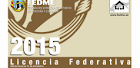 Demana ja, la llicència federativa 2015