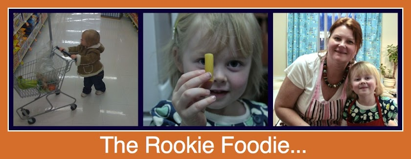 The Rookie Foodie