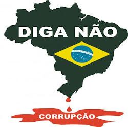 CHEGA DE CORRUPÇÃO!