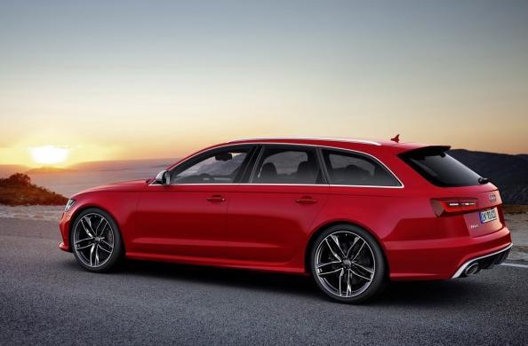 фотографии Audi A6 RS6 2013