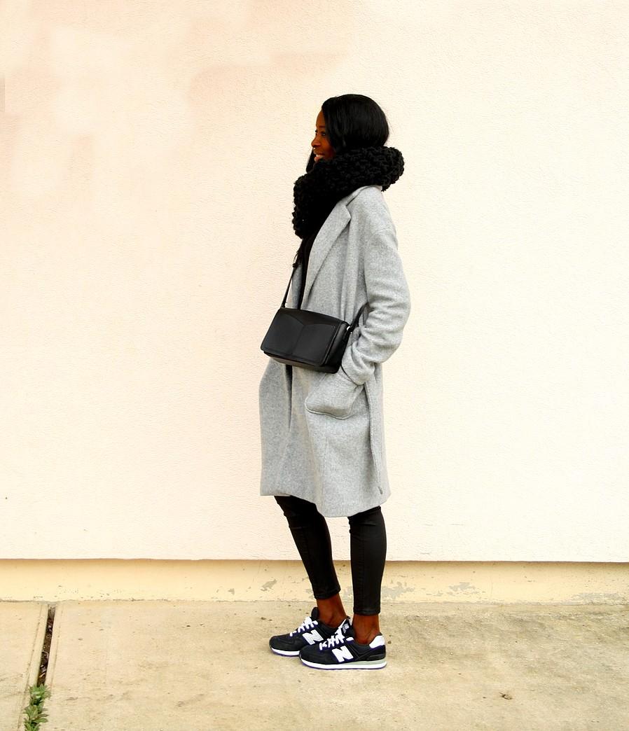 new balance femme blog mode
