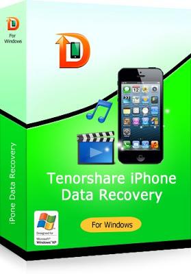 تنزيل برنامج استعادة واسترجاع الملفات و الصور المحذوفة للايفون Download Tenorshare iPhone Data Recovery