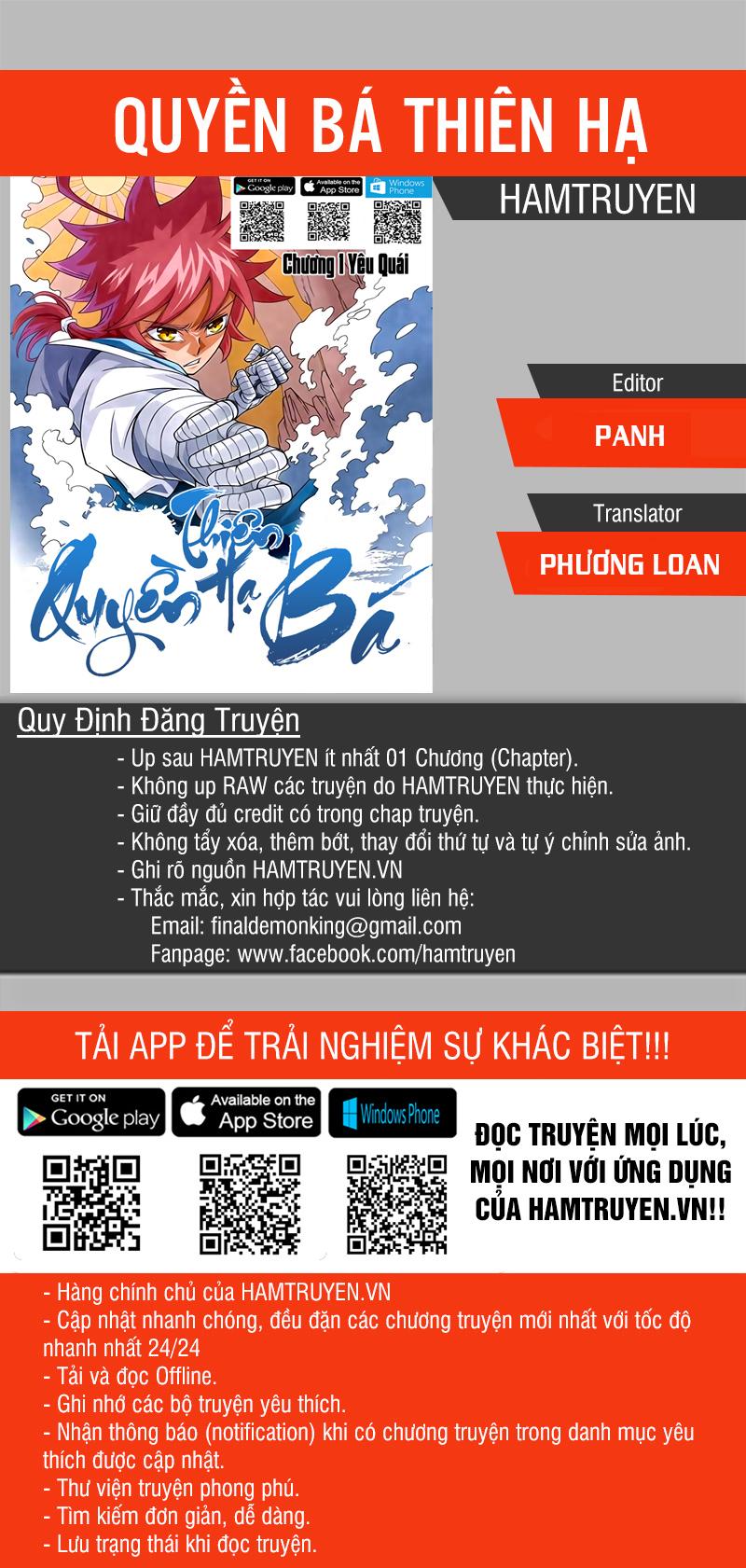 Quyền Bá Thiên Hạ Chapter 72 - Hamtruyen.vn