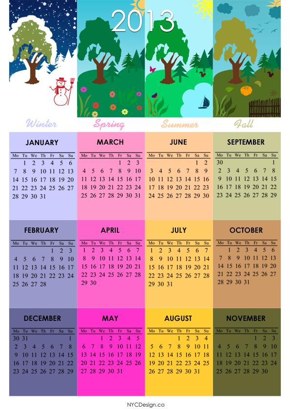 Design Calendar Nyc : New york web design studio ny calendar