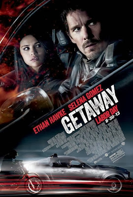 Getaway 2013 Hindi Dual Audio 480P BrRip 300MB, Hollywood movie the getaway 2013 hindi dubbed bluray 480p brrip free download compressed in small size or watch online complete movie at world4ufree.cc