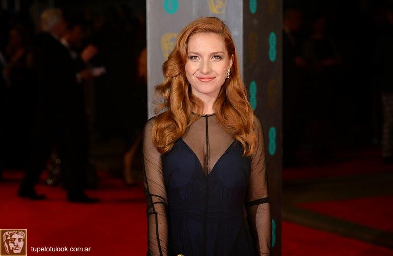 cortes de pelo 2014 premios BAFTA-
