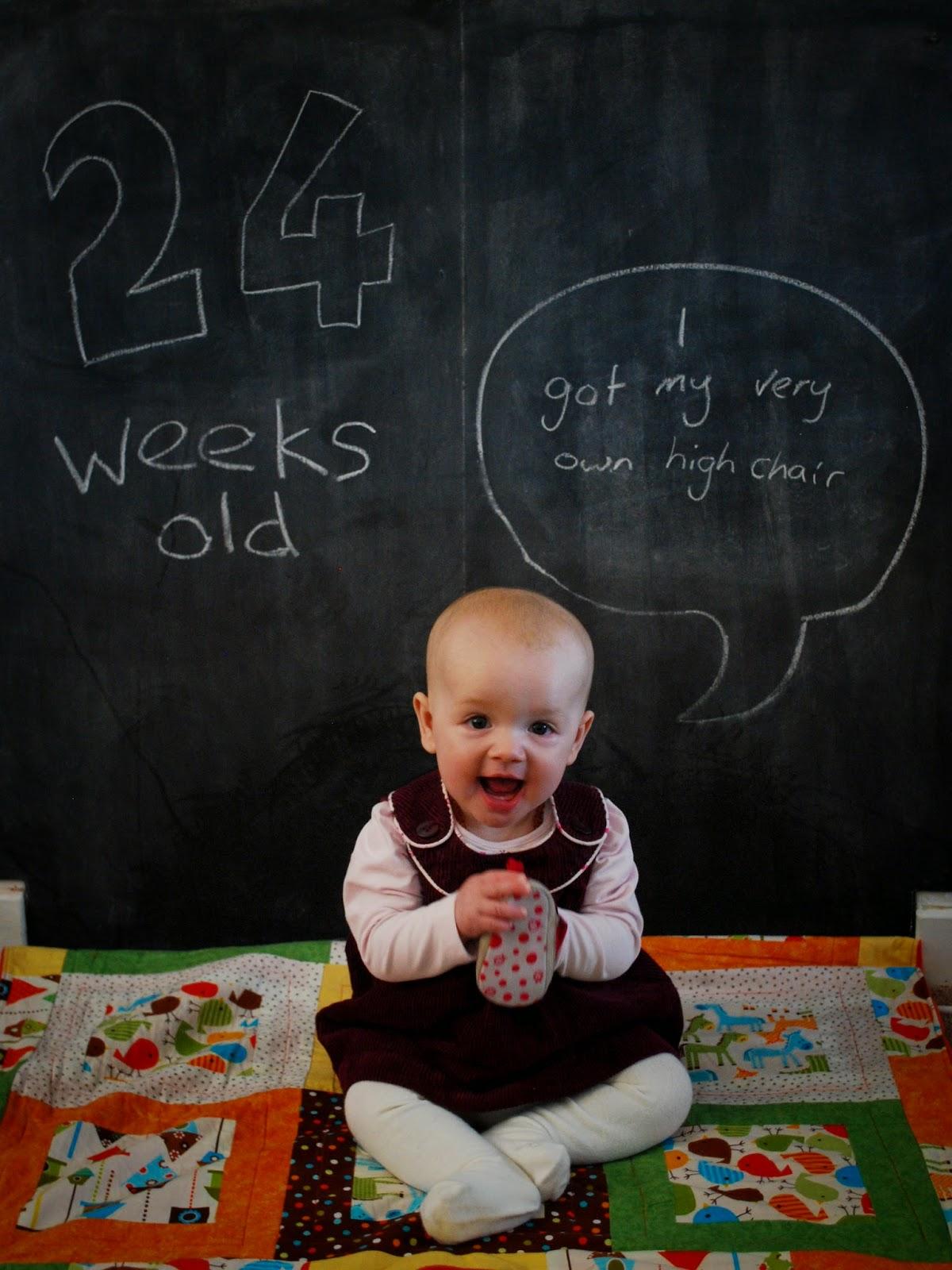 24 Weeks Old.