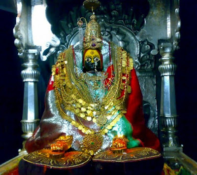 Tulja Bhavani: The Goddess of Maharashtra