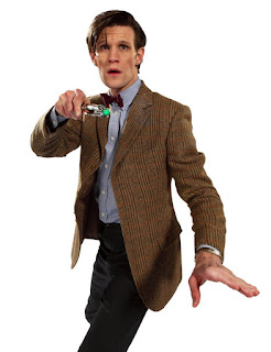 The Eleventh Doctor from Doctor Who Series 6 Episode 7: A Good Man Goes to War