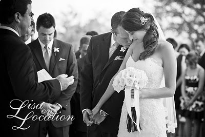 Wedding at Boulder Springs by Lisa On Location photography of New Braunfels