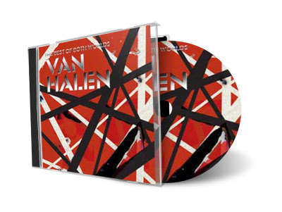 Cd Van Halen – The Best Of Both Wold