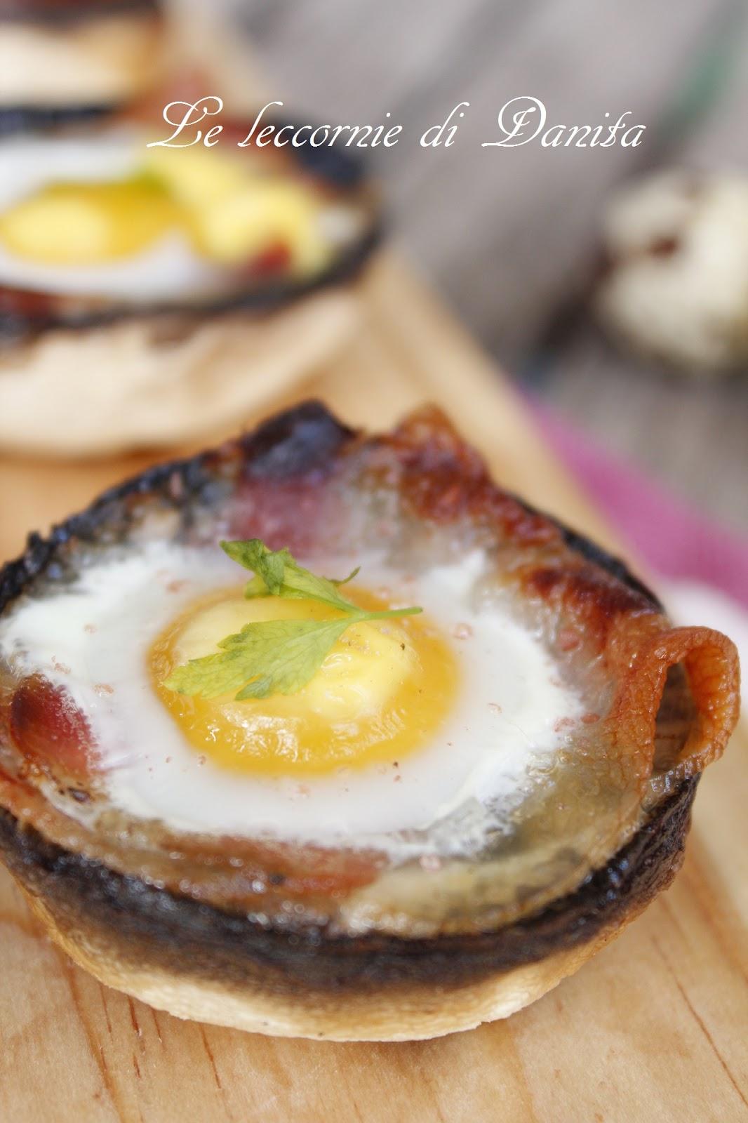 le leccornie di danita: funghi con uova di quaglie - Cucinare Uova Di Quaglia