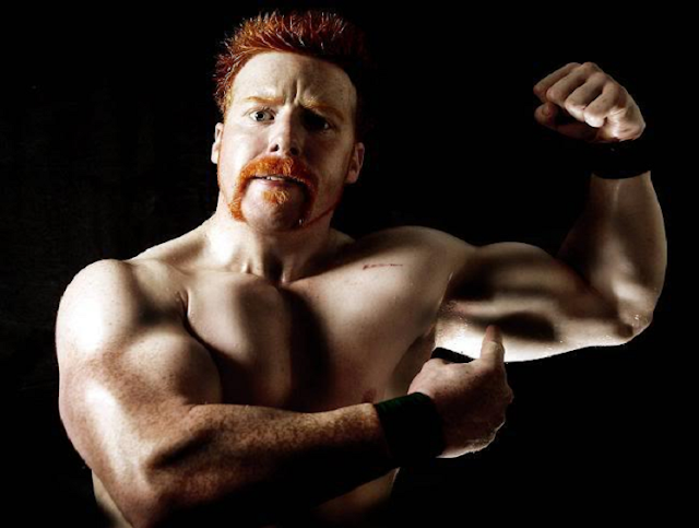 Sheamus Hd Free Wallpapers