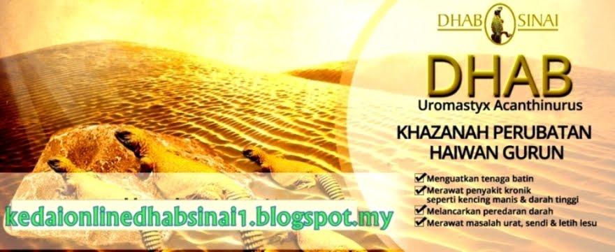 KEDAI ONLINE DHAB SINAI