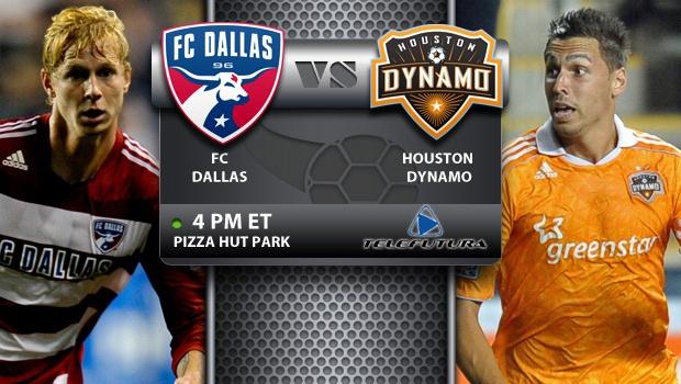 Kèo thơm cá cược Dallas vs Houston Dynamo