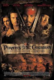 pelicula Piratas del Caribe: La Maldicion de la Perla Negra