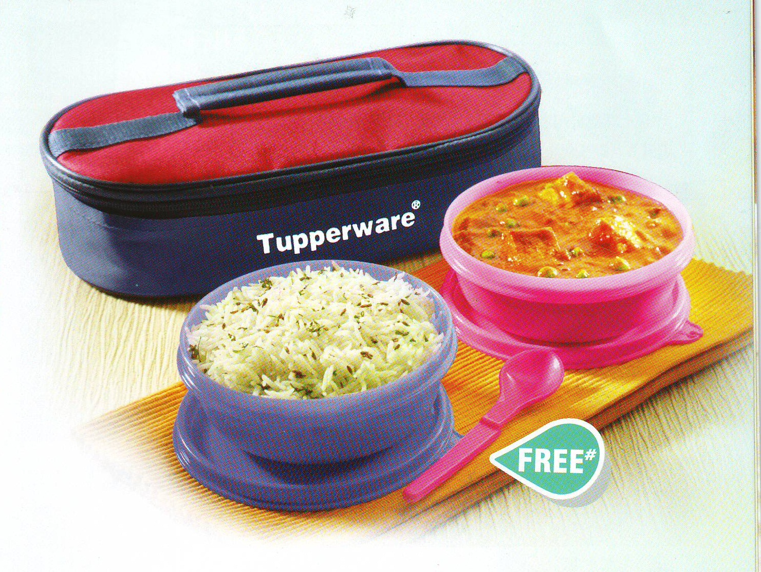 Tupperware Bangalore Green India Fact
