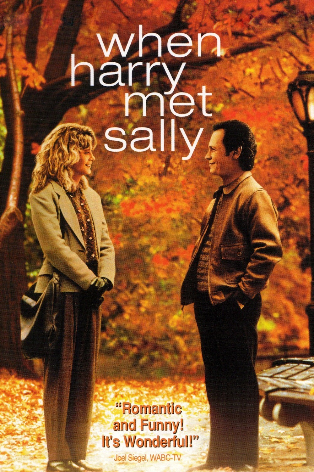 sam 39 s bloggy blog when harry met sally review. Black Bedroom Furniture Sets. Home Design Ideas