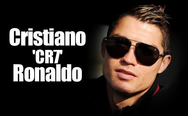Pemain Bola Paling Tampan Cristiano Ronaldo