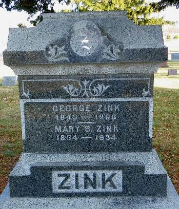 Zink, George Howard