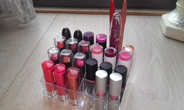 Persoonlijk ∆ Mijn liefde voor Lipstick (duhh)