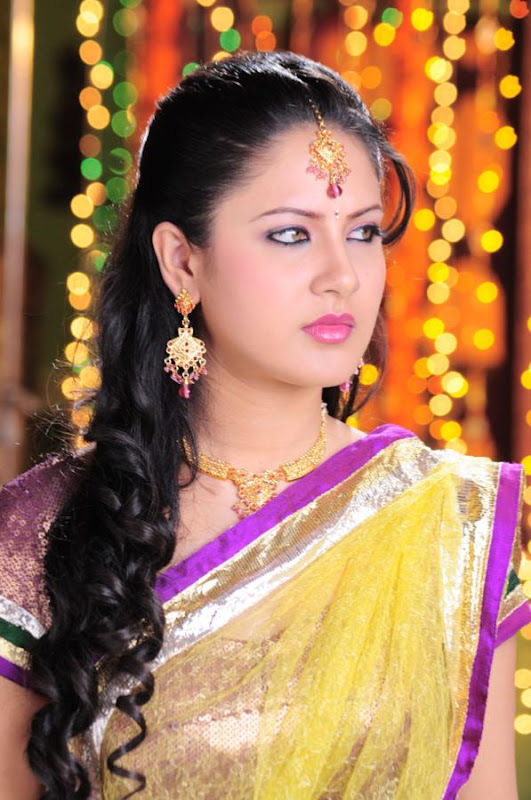 Pooja Bose  Star Plus and Telugu Film Actress Latest Hot Stills Photos wallpapers