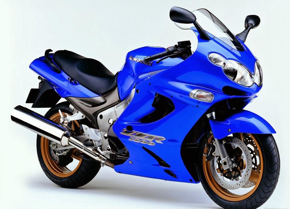Kawasaki ZZR Motorcycle