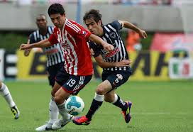 Ver Online Monterrey vs Guadalajara en Vivo, Liga MX / 13 Septiembre 2014 (HD)