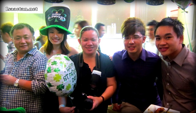 St Patrick's Day Launch at Pavilion KL