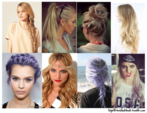 fashion tips back to school hairstyles